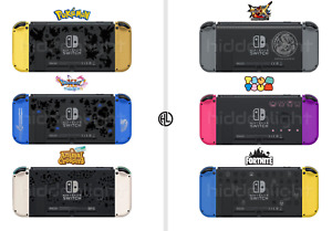 Nintendo Switch Animal Crossing Pokemon Console Replacement Housing Shell Cover