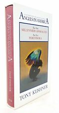 Tony Kushner - Angels in America - SIGNED FIRST EDITION in Slipcase - 1995