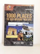 Travel Channel: 1,000 Places To See Before You Die - Collection 1 (DVD) NEW