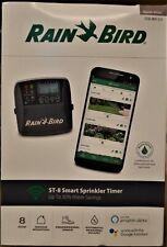 New listing Rain Bird St8i-Wifi-2.0 8-Station WiFi Compatible Smart Irrigation Timer - New