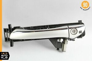 00-06 Mercedes W220 S600 CL500 Front Left Driver Door Handle Keyless Go OEM
