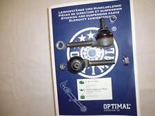 Rotules (2) direction AV (G&D) Peugeot 104 205 306 307 309 Partner (LDPA44)