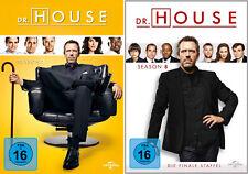 Dr. House - Die komplette 7. + 8. Staffel (Hugh Laurie)              | DVD | 200