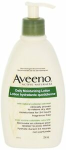 Aveeno Daily Moisturizing Lotion, 12 oz (6 Pack)