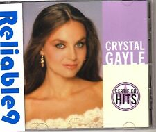 Crystal Gayle - Certified hits CD digitally remastered -2001 Capitol made in USA