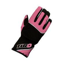 Tuzo Ladies Petal Textile Winter Motorcycle Glove Pink Clearance 2XL