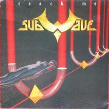 Subwave - Teach Me, Maxi Inc. Club Mix