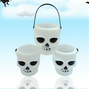Small Witchs Children Novelty Candy Basket Trick or Treat 10pcs Cauldron