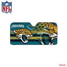 New NFL Jacksonville Jaguars Car Truck Windshield Folding Sun Shade Large Size