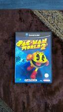 Jeu Pac Man Wold 2 complet sur Gamecube compatible Nintendo Wii