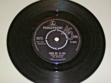 "7"" - Beatles from me to You & thank You Girl-UK 1963 Center # 3202"