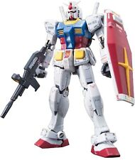 RG 01 RX-78-2 Classic Gundam 1/144 Robot Real Grade Model Kit Montaggio BANDAI