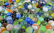 "Set of 25 - 5/8"" Glass Marbles - Bulk Assorted"