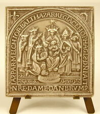 Medalla los Reyes Magos the Magia Melchior, Gaspard y Balthazar c 1960 medal