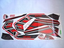 Honda MSX125 GROM STICKER DECAL SET RED 2012 - 2015 *DELIVERY G'TEED IN 5 DAYS*