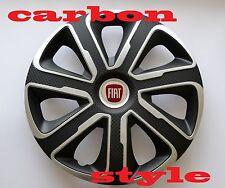 """14"""" Fiat Punto ,500 ,etc... Wheel Trims / Covers, Hub Caps,Quantity 4"""