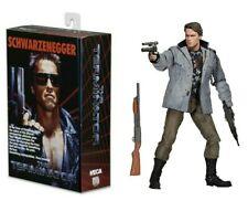 """NECA - The Terminator - Ultimate Tech Noir T-800 7"""" Scale Action Figure"""