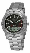 Tissot T-Touch Men's Black Watch - T047.420.44.207.00