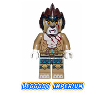 LEGO - Longtooth - Legends of Chima Minifigure - loc027 FREE POST