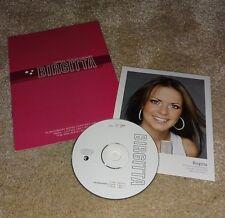 Eurovision Song Contest 2003 Iceland Birgitta Open your heart press pack CD