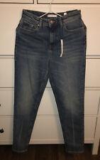 womens tommy hilfiger Gramercy Mom Fit High Waist Jeans