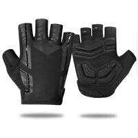 Cycling Gloves MTB Bike Half Finger Mitts Anti-slip GEL Gloves Shockproof M-2XL
