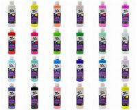 2x 240ml Mont Marte Pouring Paint Premium Acrylic Paint Large Bottle 22 Colours