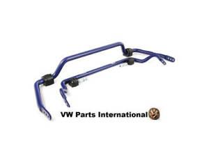 VW Golf R MK7 Estate Uprated H&R Anti Roll Sway Bar Kit Stabiliser D=F27 R24mm