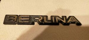 Opel Berlina Badge 2512689 Ascona C