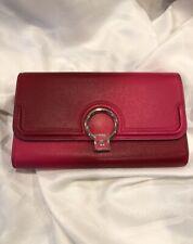 NWT versace Cross Body/ clutch bag Pink/red