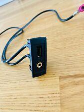 USB und AUX Adapter für Smart ForTwo 451 A4518200015 Handschuhfach