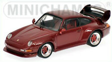 MINICHAMPS 1/43rd ~ Porsche 911 GT2 1995 ~ Red Metallic ~ 430 065005 ~ NEW