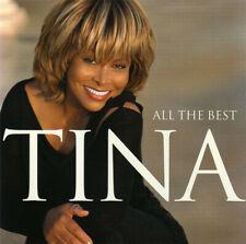 Tina Turner - All The Best 2-Disc CD Compilation Album   Ike David Bowie EMI
