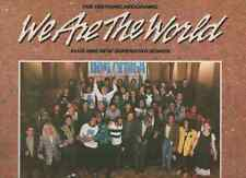 We Are The World Limited Edition 1985 Vinyl LP Michael Jackson