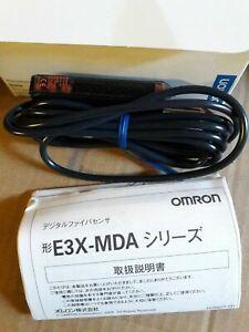 OMRON E3X-MDA41S-2M FIBRE AMPLIFIER PHOTO SENSOR