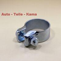 Auspuffschelle für Volkswagen Abgasanlage , Bandschelle   Ø 54,5 mm