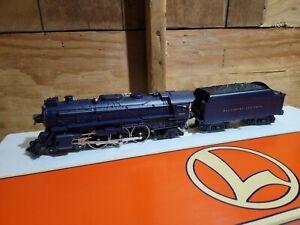 O Gauge 3-Rail Lionel 6-28032 B&O Baltimore & Ohio 4-6-2 Steam Locomotive #5308