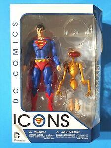 """DC Collectibles DC Comics ICONS Superman 6"""" Action Figure"""