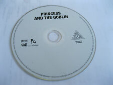 PRINCESS AND THE GOBLIN with voices of Joss Ackland, Claire Bloom, Roy Kinn{DVD}