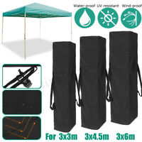 Gazebo Marquee Carry Bag Garden Polyester Fabric 3 Sizes With 2 Side Handles