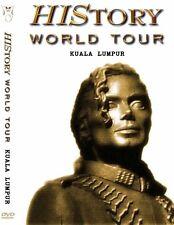 Michael Jackson HIStory tour live in Kuala Lumpur DVD