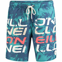 REDUCED.O'NEILL MENS SWIM SHORTS.STACKED 2 HYPERDRY QUICK DRY LINED BOARDIES 7S