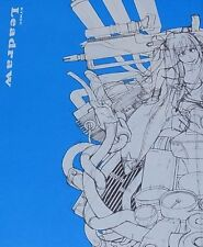 Yusuke Kozaki Illustration Art Book Lea draw RARE