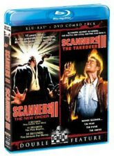 Scanners II: The New Order / Scanners III: The Takeover [New Blu-ray] With Blu