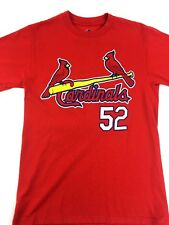 St. Louis Cardinals shirt WACHA #52 MLB Baseball shirt Cardinals tee Red tee S