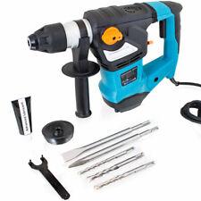 BITUXX Schlagbohrmaschine Bohrhammer Schlagbohrer Meißelhammer 1800W SDS+