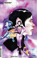 Wonder Twins Comic 1 Cover B Variant Dustin Nguyen First Print 2019 Russell DC