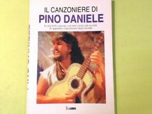 IL CANZONIERE DI PINO DANIELE SUN BOOK