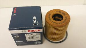 Peugeot 3008 2.0 HDi  Oil Filter Genuine Bosch 2009-2013