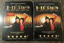 Quentin Tarantino Presents Hero (2002) Jet Li Tony Leung Donnie Yen Sealed